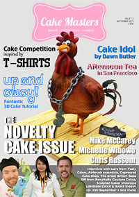 Cake Masters Sep13 Cover